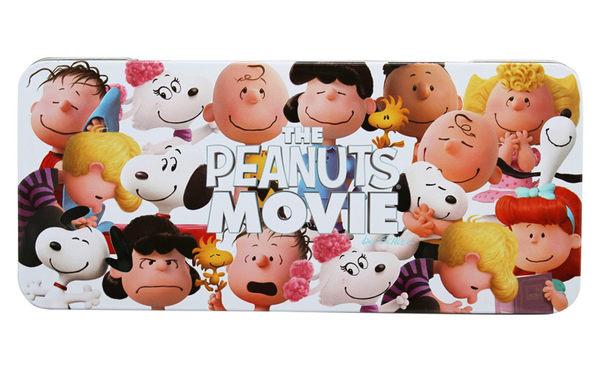 【卡漫城】 Snoopy 鐵筆盒 ㊣版 日版 鉛筆盒 糊塗塔克 馬口鐵製 史奴比 史努比 花生漫畫 菲菲