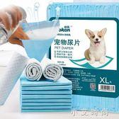 狗狗用品吸水墊寵物尿片除臭尿墊泰迪尿不濕加厚 小艾時尚.NMS