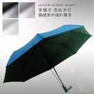 【RAINBOW】Blocktech_45吋大黑膠-自動晴雨傘 (藏青) / 雨傘自動傘防風傘抗UV傘陽傘大傘黑膠傘
