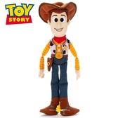 日本限定 迪士尼 TAKARA TOMY  玩具總動員4 胡迪 玩偶公仔娃娃 S號 34cm