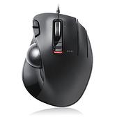ELECOM M-XT2URBK 有線 拇指軌跡球 滑鼠
