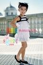 優雅小淑女 Amissa 白色吊帶蛋糕裙90-130