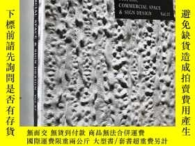 二手書博民逛書店DISPLAY,COMMERCIAL罕見SPACE & SIGN DESIGN Vol.37Y5919 Des
