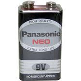 國際牌方形9V電池(黑)