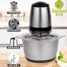 電動絞肉機 【現貨】家用110V絞肉機 小型攪拌機 多功能 電動料理攪拌機絞菜機