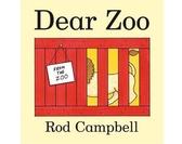 Dear Zoo 可愛動物園翻翻書
