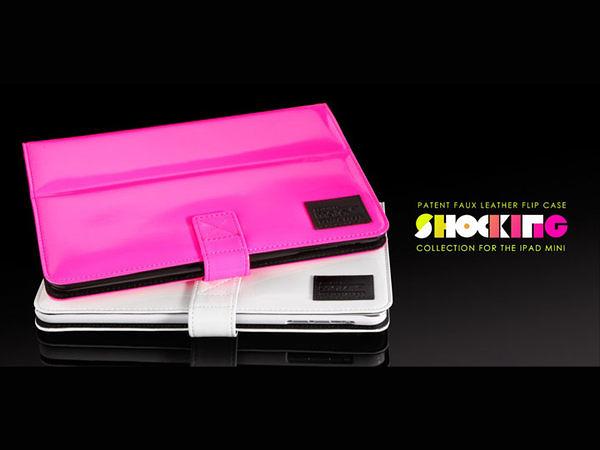 快速出貨 iPad mini more. 精品 Shocking Collection 驚艷收藏 經典皮套