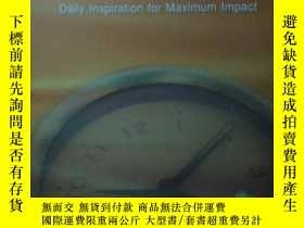 二手書博民逛書店Time罕見Out for Salespeople: Daily