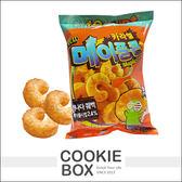韓國 CROWN 楓糖大乖乖脆果 82g 巨大版乖乖 加大 餅乾 零食 *餅乾盒子*