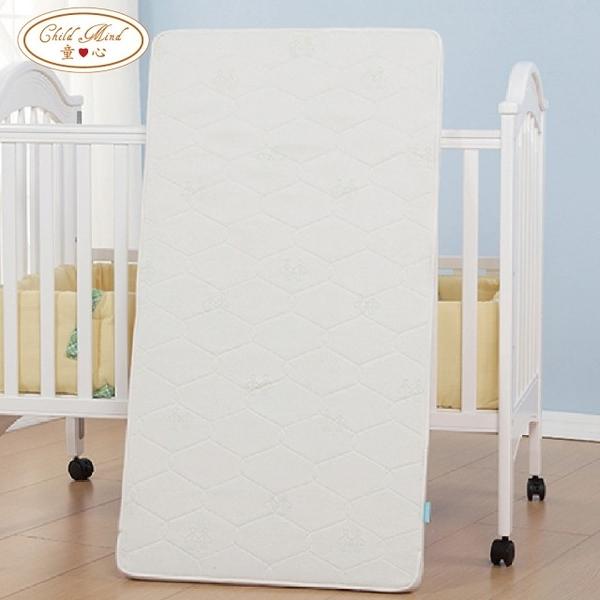 【童心】聚酯棉嬰幼兒床墊 (台規大床適用)