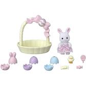 森林家族 小白兔復活節組合_ EP14358