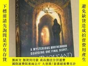 二手書博民逛書店Thousand:A罕見mysterious brotherhood guarding one final sec