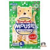 【寵物王國】芮可RICO懷石海鮮料理貓肉泥(鮪魚+雞+昆布口味)(16g*5入)