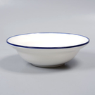 【Luzerne】陸升瓷器 TinTin  16cm 深湯盤-皇家藍 /TT2120116