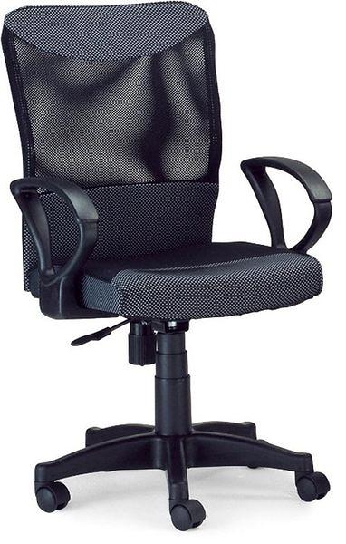 HY-Y174-1 辦公椅(黑網布)