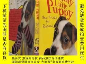 二手書博民逛書店my罕見naughty little puppy : 我那淘氣的小狗Y200392