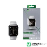 AmazingThing Apple Watch 曲面強化玻璃保護貼