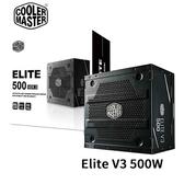 Cooler Master 酷碼 Elite V3 500W 電源供應器 MPW-5001-ACAAN1