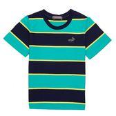『小鱷魚童裝』百搭條紋配色T恤(10號~18號)359402