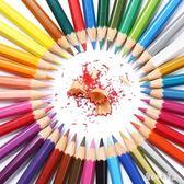 水溶性彩鉛專業手繪彩鉛筆繪畫筆初學者畫畫套裝學生用成人 qz677【甜心小妮童裝】