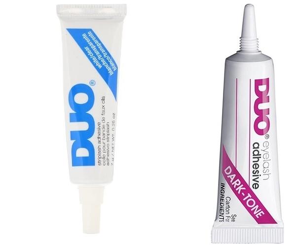 美國進口DUO 假睫毛膠水 白膠 黑膠 DUO Striplash Adhesive DUO Dark 防水