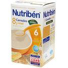 Nutriben 貝康8種穀類比菲麥精【富山】-600g  歐洲原裝進口