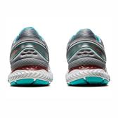 Asics Gel-nimbus 22 (d) [1012A586-020] 女鞋 慢跑 運動 休閒 輕量 緩震 舒適 灰