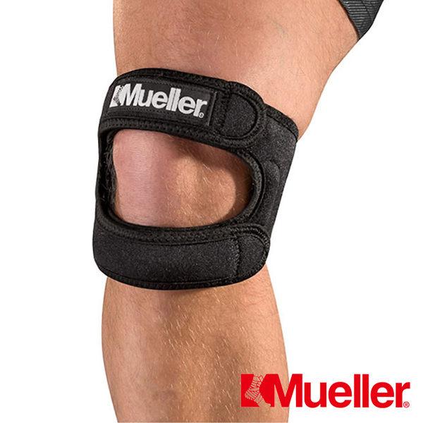 【LAKEIN運動網】║Mueller║膝關節束帶ONE SIZE