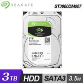 【Seagate 希捷】3TB 3.5吋 SATAⅢ 桌上型硬碟 (ST3000DM007)