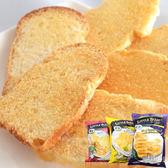 小農莊Little Farm 麵包餅乾 (100g/70g) 蒜香/奶油/披薩【小三美日】