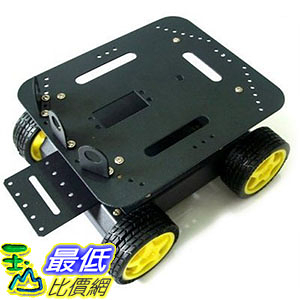 [美國直購] Seeedstudio 4WD Arduino B018FNXEJM compatible robot(global)兼容機器人平台