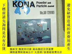 二手書博民逛書店KONA罕見Powder and Particle Journa