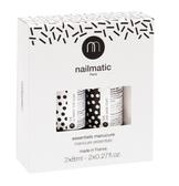 法國Nailmatic Essential Duo指甲油系列 – 極致Top Coat與Base組16ml