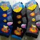 LOVIN 6雙台灣製舒適男童運動襪19-21CM 隨機取色