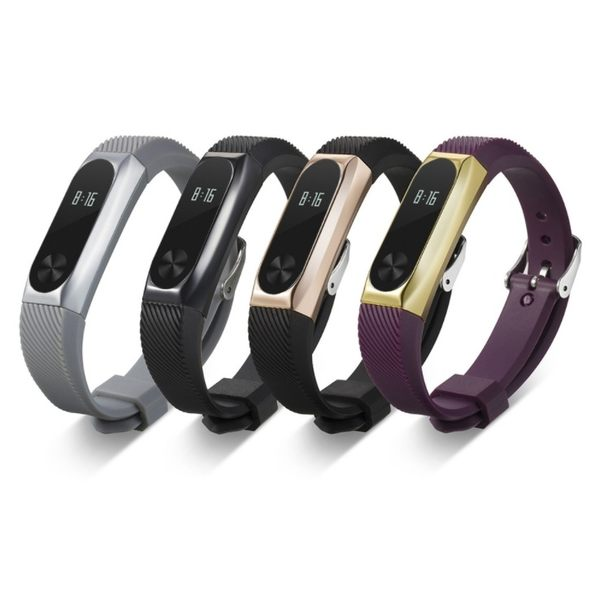 MIJOBS MI 小米手環 光感版 標準版 金屬 不鏽鋼 智慧手環 替換腕帶 iPhone 7/8 6s 6 Plus A9