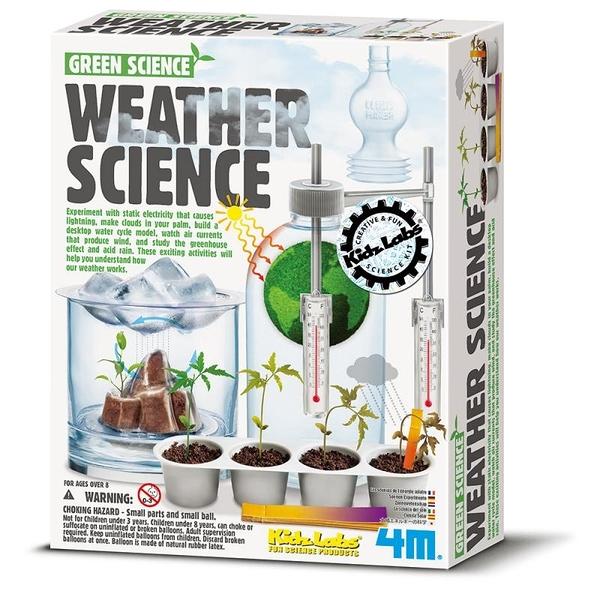 【4M】科學探索系列 - 氣象科學 Weather Science 00-03402
