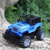 清讓兒童電動遙控越野車攀爬賽車充電汽車玩具男孩耐摔模擬車模型 可可鞋櫃