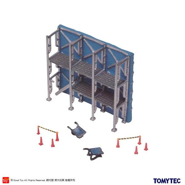 【Good Toy】TOMYTEC 228677 情景小物 053-2 工事現場C2 (工作鷹架)