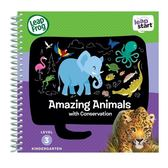 ☆愛兒麗☆LeapFrog 跳跳蛙 LeapStart Books:兒童3-世界動物真奇妙