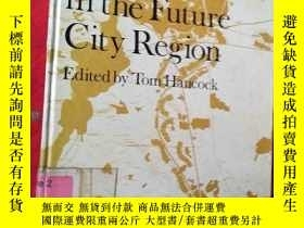 二手書博民逛書店GROWTH罕見AND CHANGE IN THE FUTURE