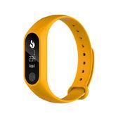 智能測心率計步器安卓蘋果男女款藍牙運動手表2代 BF125【每日三C】TW