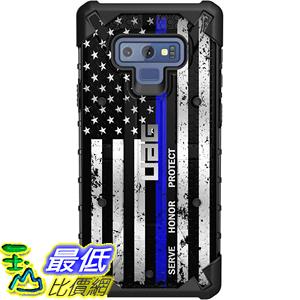 【美國代購】UAG- 三星Galaxy Note 9 軍用摔落測試iPhone手機殼 薄藍線美國國旗