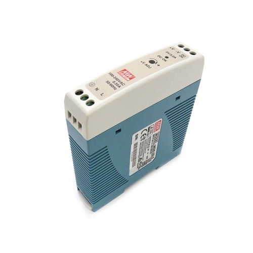 [2美國直購] denkovi 導軌電源 Mean Well MDR-20-5 Industrial DIN Rail Power Supply 5V/3A Out