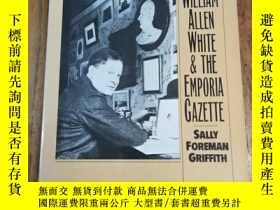 二手書博民逛書店Home罕見Town News: William Allen W
