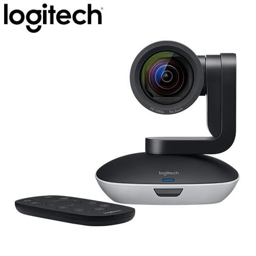 Logitech 羅技 PTZ Pro 2 視訊攝影鏡頭【加碼送BOSS++雲視訊卡】
