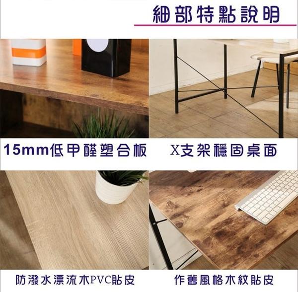 書櫃 BuyJM 低甲醛防潑水L型工作桌/電腦桌/寬140*120cm(兩色可選) 公文櫃 收納櫃 B-CH-DE080