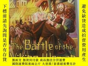二手書博民逛書店TERRY罕見DEARY S VIKING TALES THE BATTLE OF THE VIKING WOMA