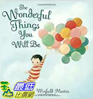 [106美國直購] 2017美國暢銷書 The Wonderful Things You Will Be