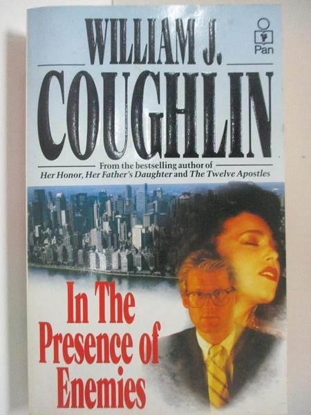 【書寶二手書T7/原文小說_AUD】In the Presence of Enemies_William J. Coughlin