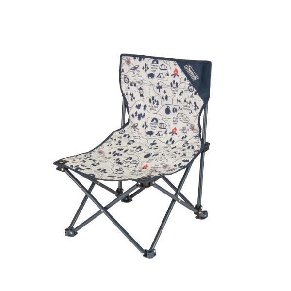 【南紡購物中心】【Coleman】露營地圖樂趣椅/休閒椅 單人椅 CM-33437 -早點名露營生活館